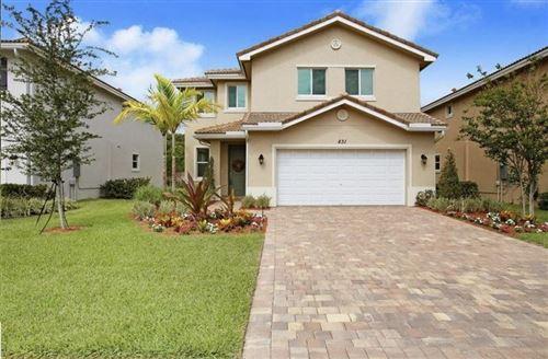 Foto de inmueble con direccion 831 Palm Tree Lane Haverhill FL 33415 con MLS RX-10657654
