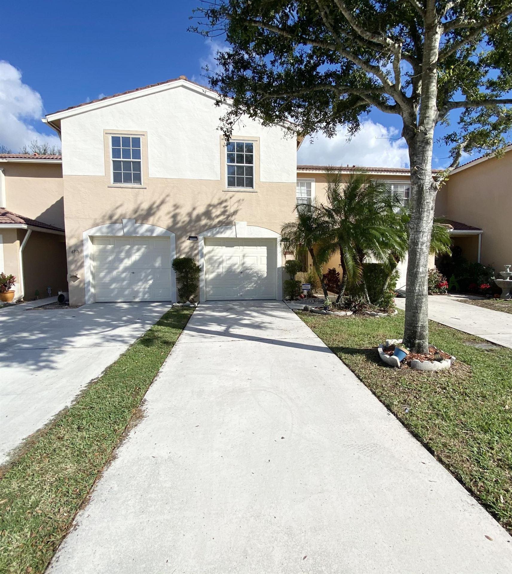 6980 Mill Brook Place #6980, Lake Worth, FL 33463 - #: RX-10673654