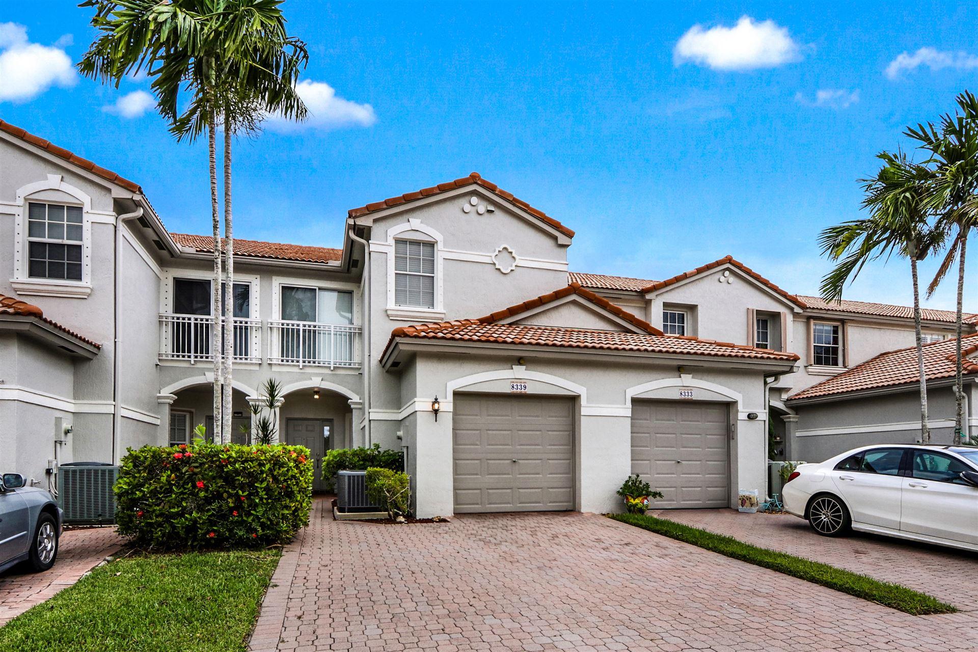 8339 Via Leonessa, Boca Raton, FL 33433 - MLS#: RX-10712654