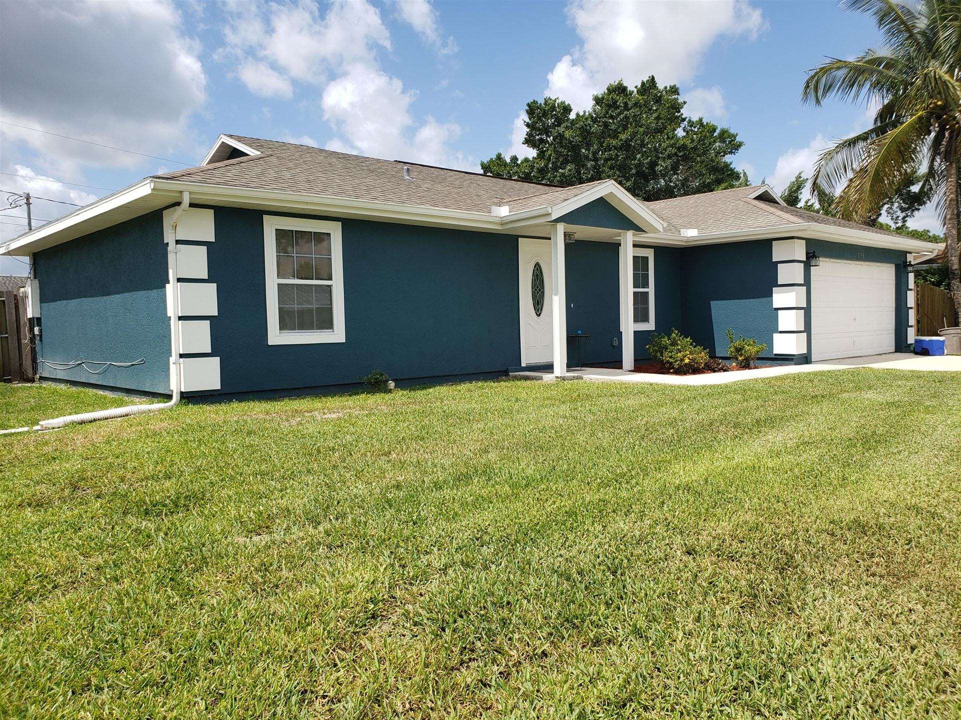 2138 SW Janette Avenue, Port Saint Lucie, FL 34953 - MLS#: RX-10714654