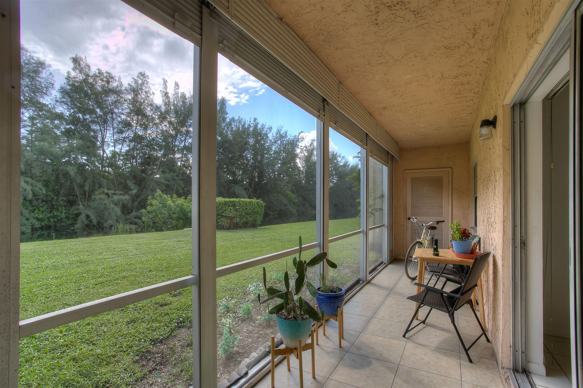 110 Lake Meryl Drive #116, West Palm Beach, FL 33411 - MLS#: RX-10748654