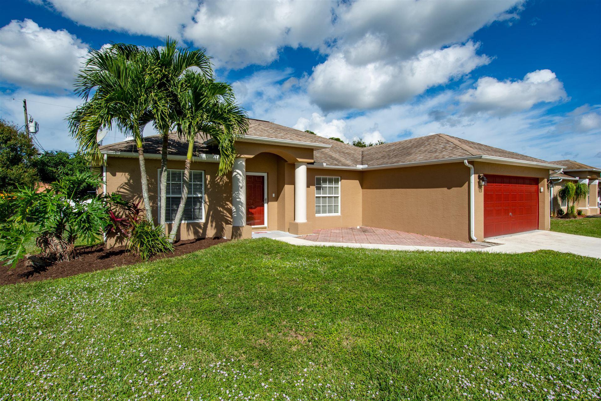 1231 SW Kapok Avenue, Port Saint Lucie, FL 34953 - #: RX-10674655