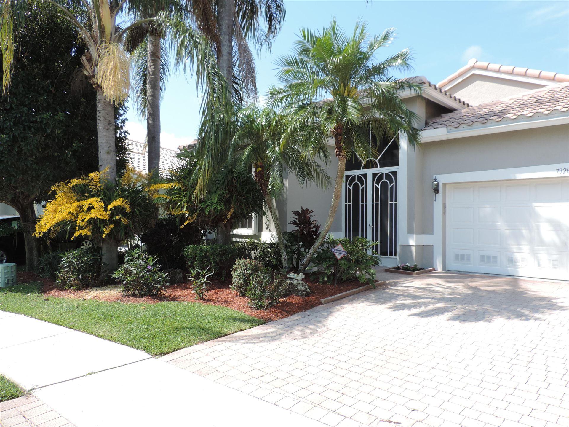 7326 Toscane Court, Boynton Beach, FL 33437 - #: RX-10708655