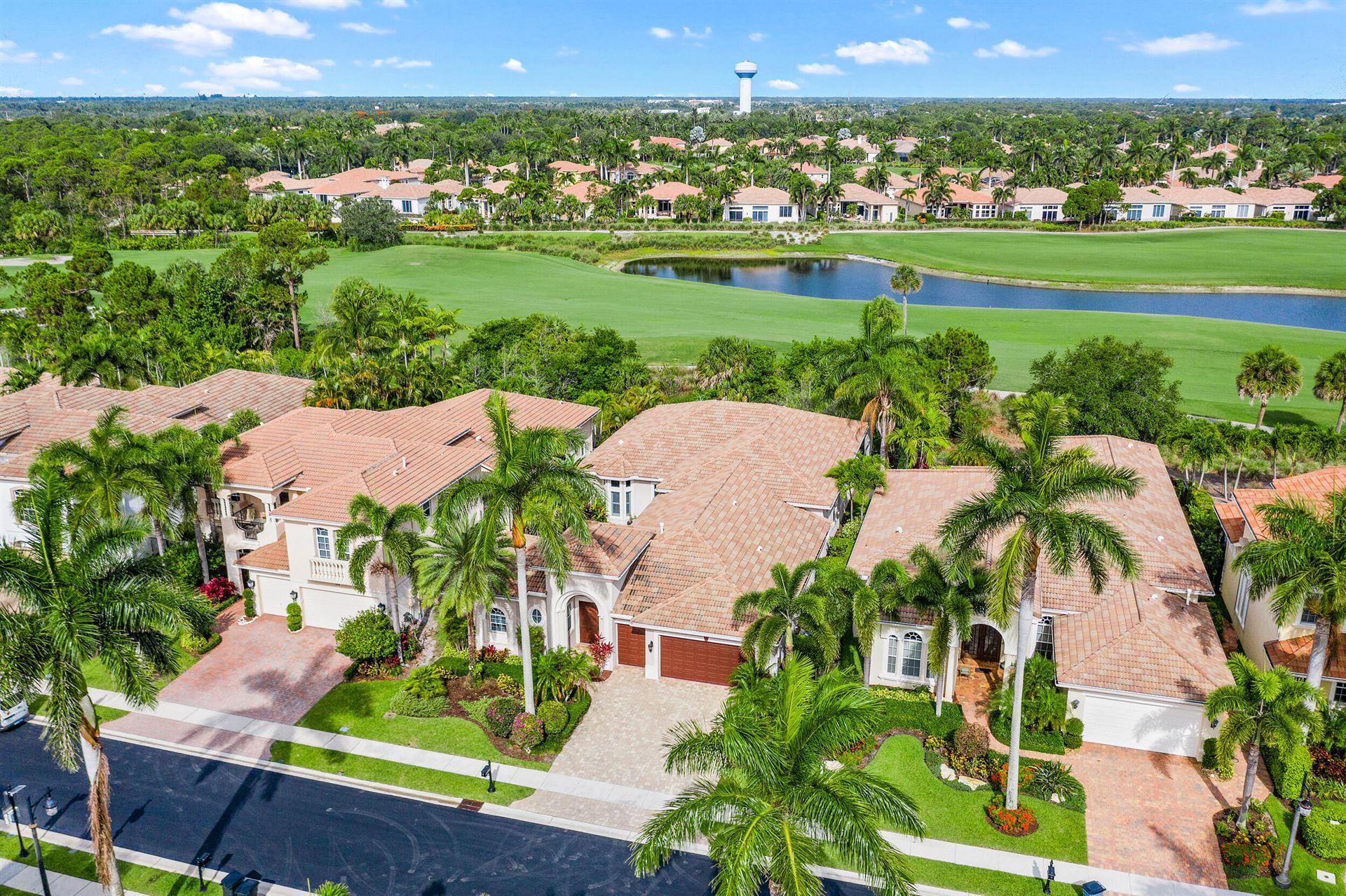 Photo of 321 Charroux Drive, Palm Beach Gardens, FL 33410 (MLS # RX-10724655)