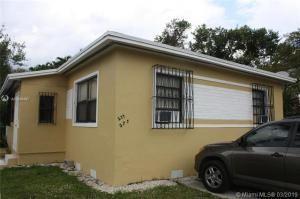 275 NW 75th Street, Miami, FL 33150 - MLS#: RX-10743655