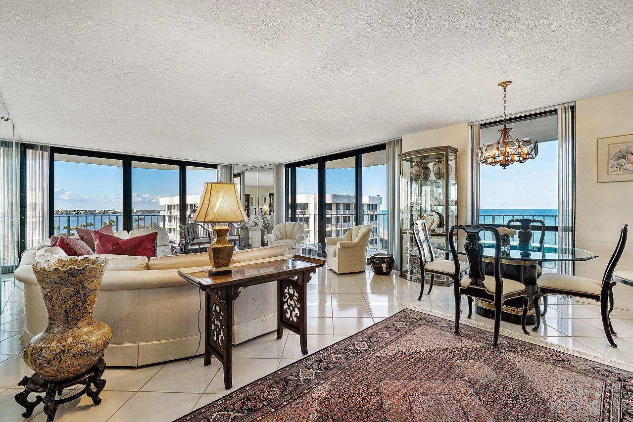 3360 S Ocean Boulevard #6cii, Palm Beach, FL 33480 - #: RX-10655656