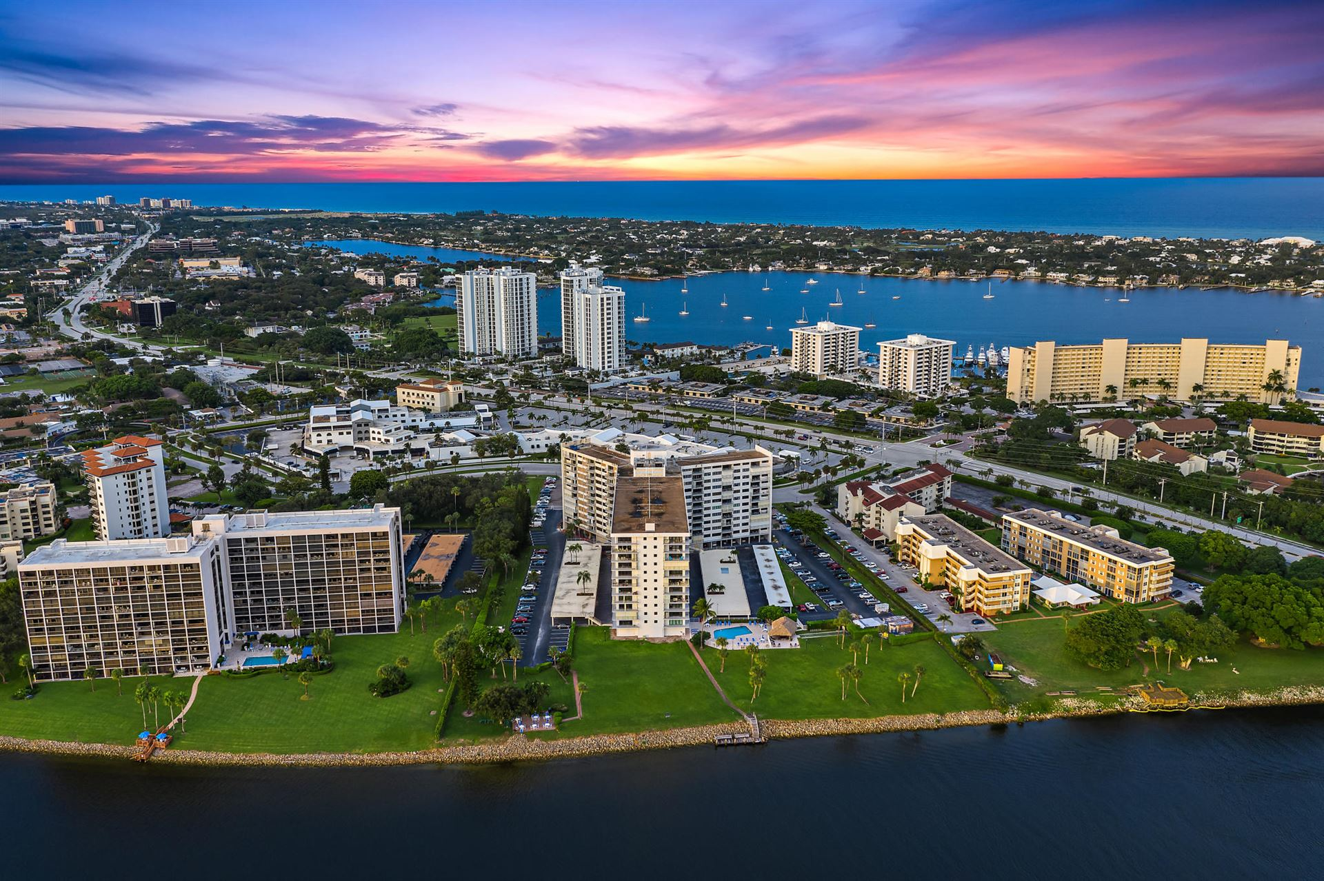 Photo of 336 Golfview Road #1109, North Palm Beach, FL 33408 (MLS # RX-10657656)