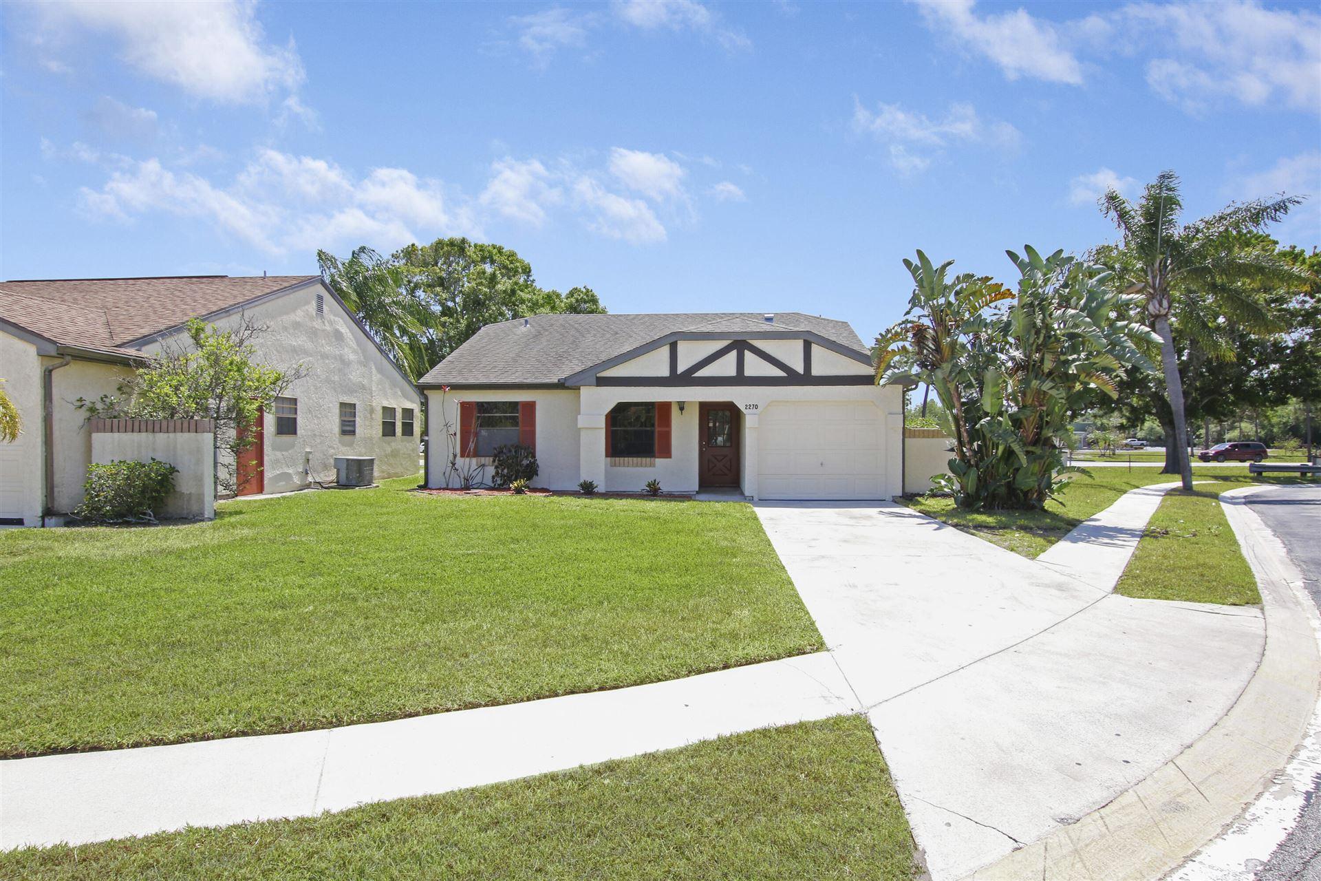 2270 SE Breckenridge Circle, Port Saint Lucie, FL 34952 - #: RX-10707656