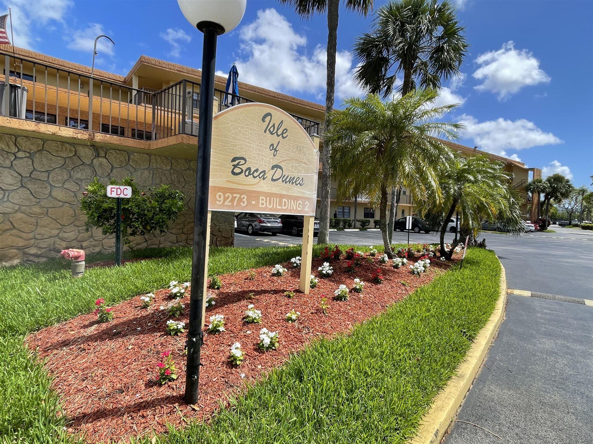 9273 SW 8th Street #416, Boca Raton, FL 33428 - MLS#: RX-10719656