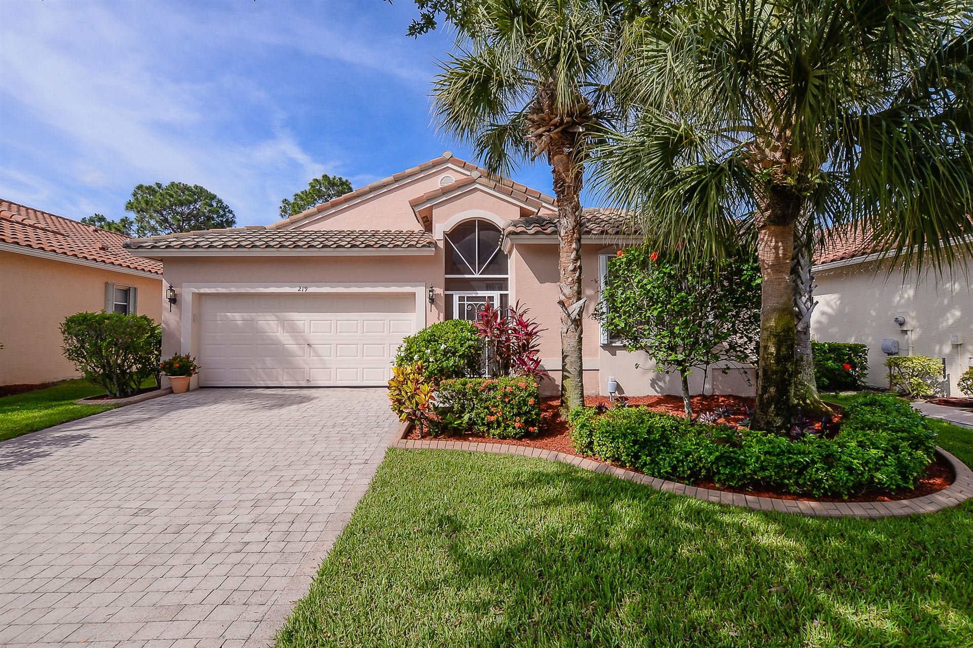 Photo of 219 NW Chorale Way, Port Saint Lucie, FL 34986 (MLS # RX-10618657)
