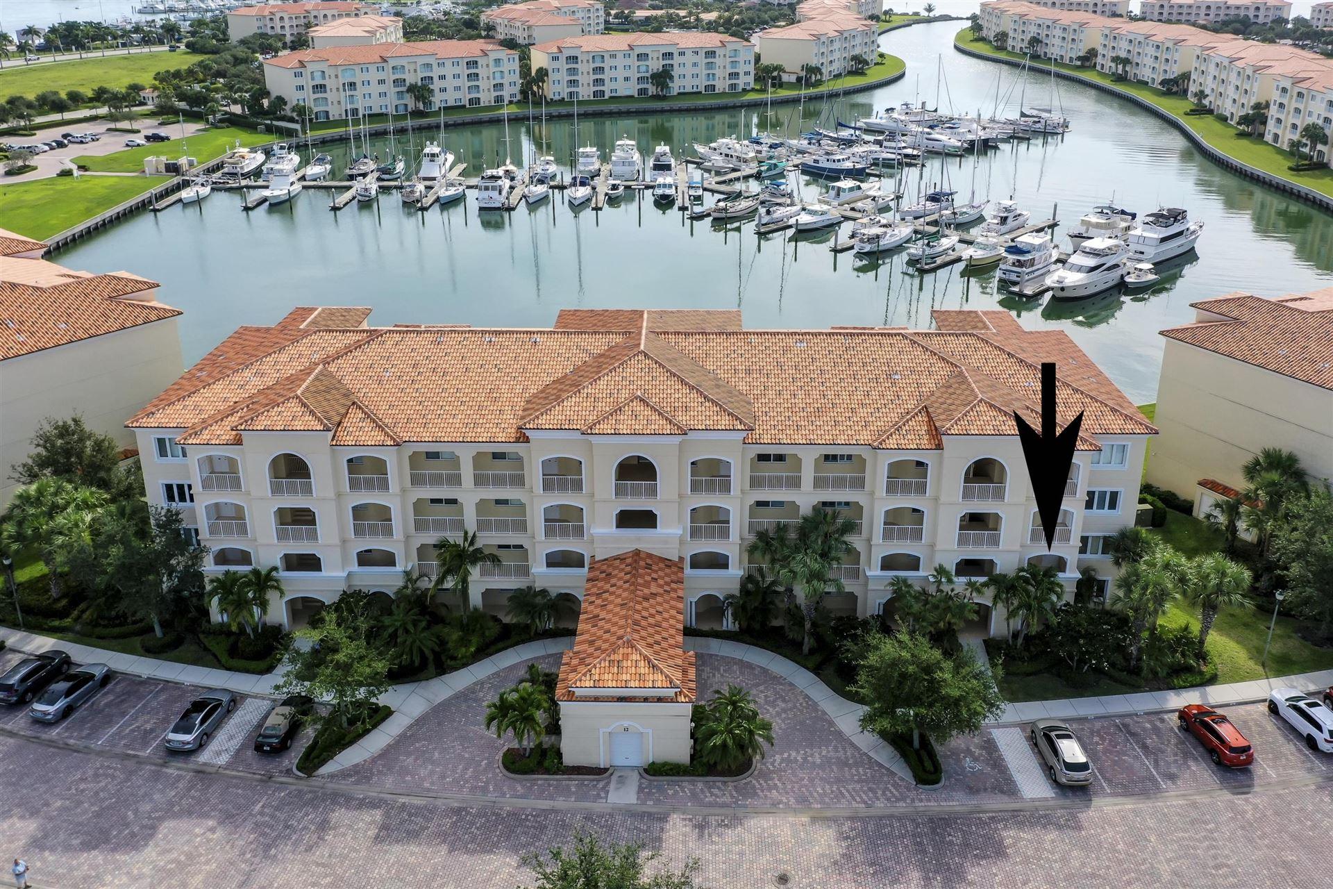 12 Harbour Isle Drive W #206, Fort Pierce, FL 34949 - #: RX-10627657
