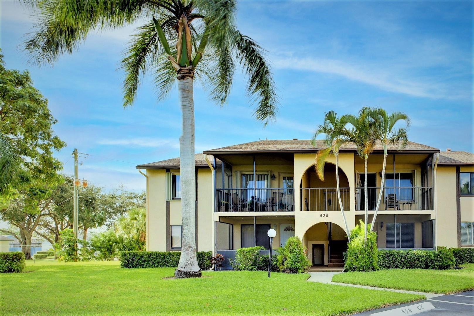 428 Pine Glen Lane #B-1, Greenacres, FL 33463 - #: RX-10672657