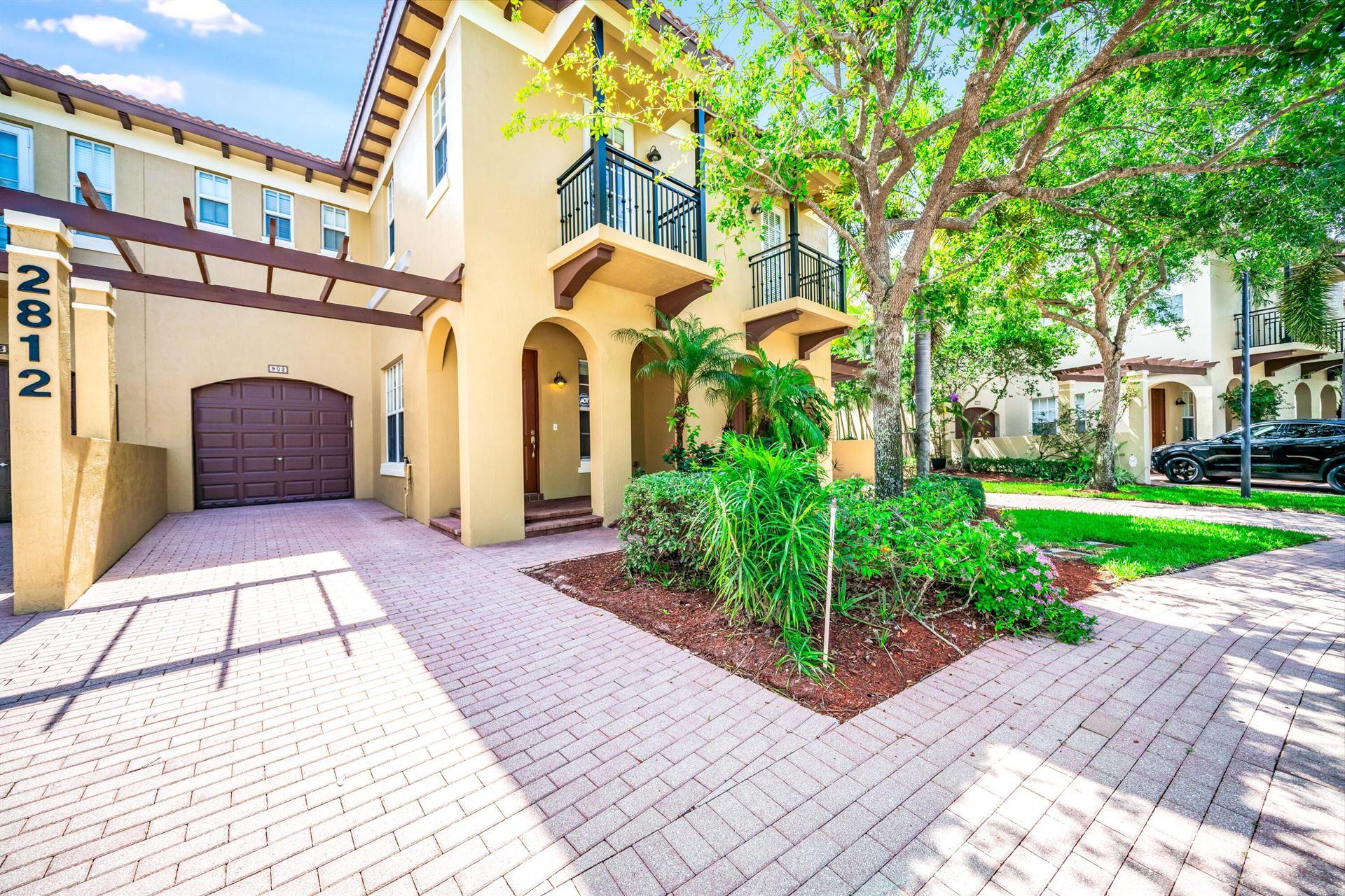 2812 Eagle Rock Circle #2, West Palm Beach, FL 33411 - MLS#: RX-10716657