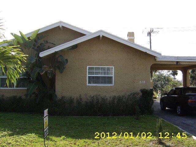 518 59th Street, West Palm Beach, FL 33407 - MLS#: RX-10743657