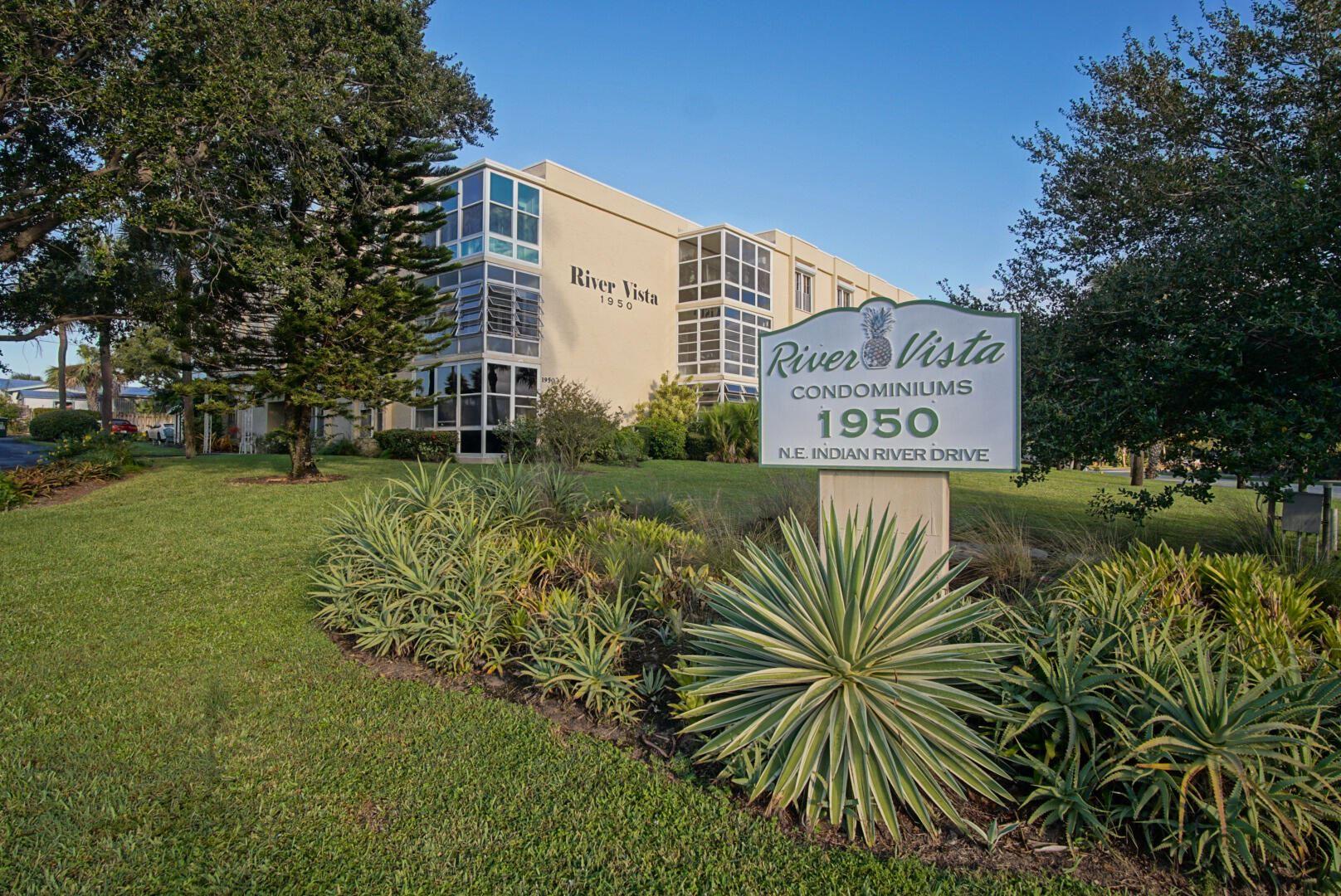 1950 NE Indian River Drive #202, Jensen Beach, FL 34957 - #: RX-10752657
