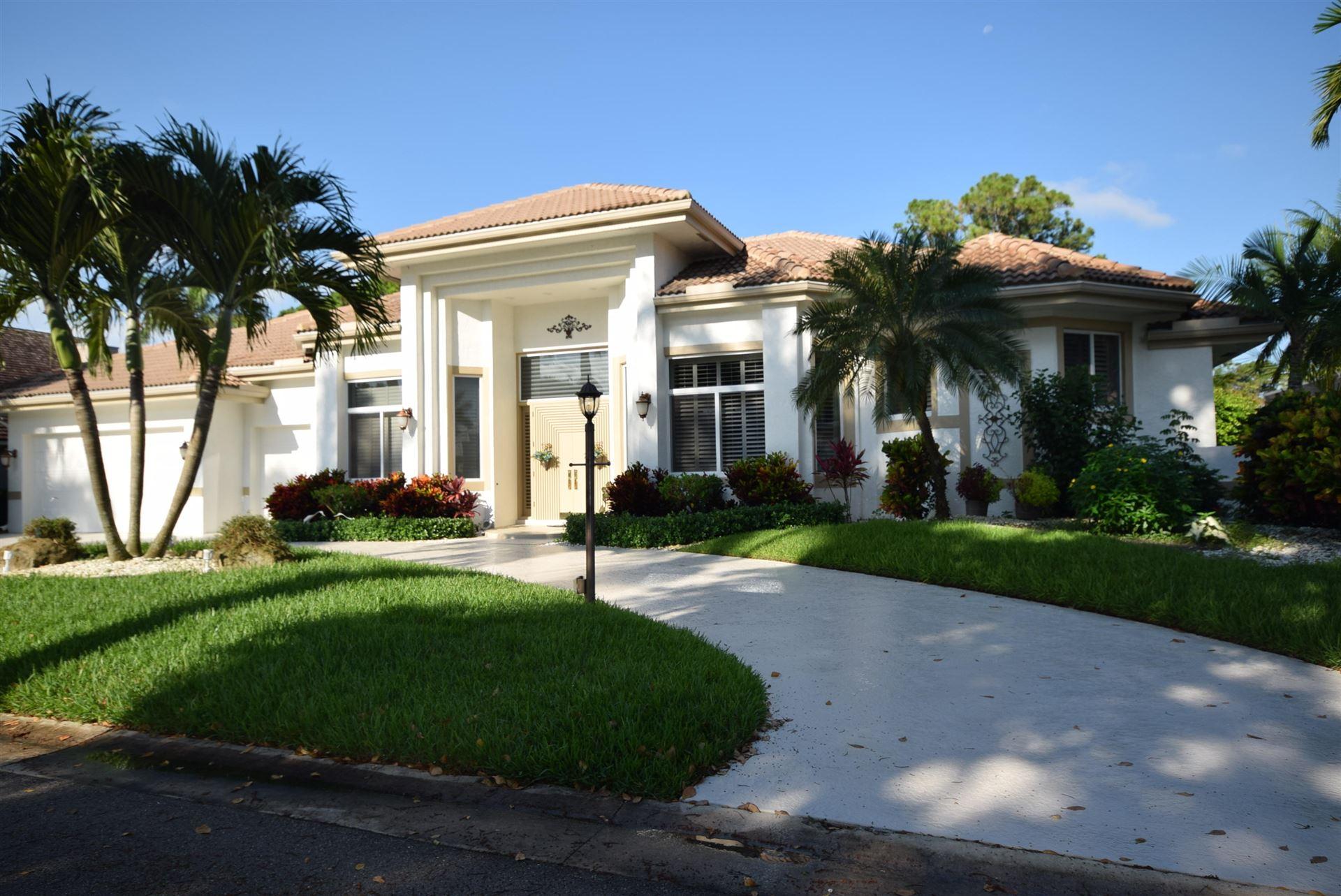 12153 Odyssey Road, Boynton Beach, FL 33436 - #: RX-10445658