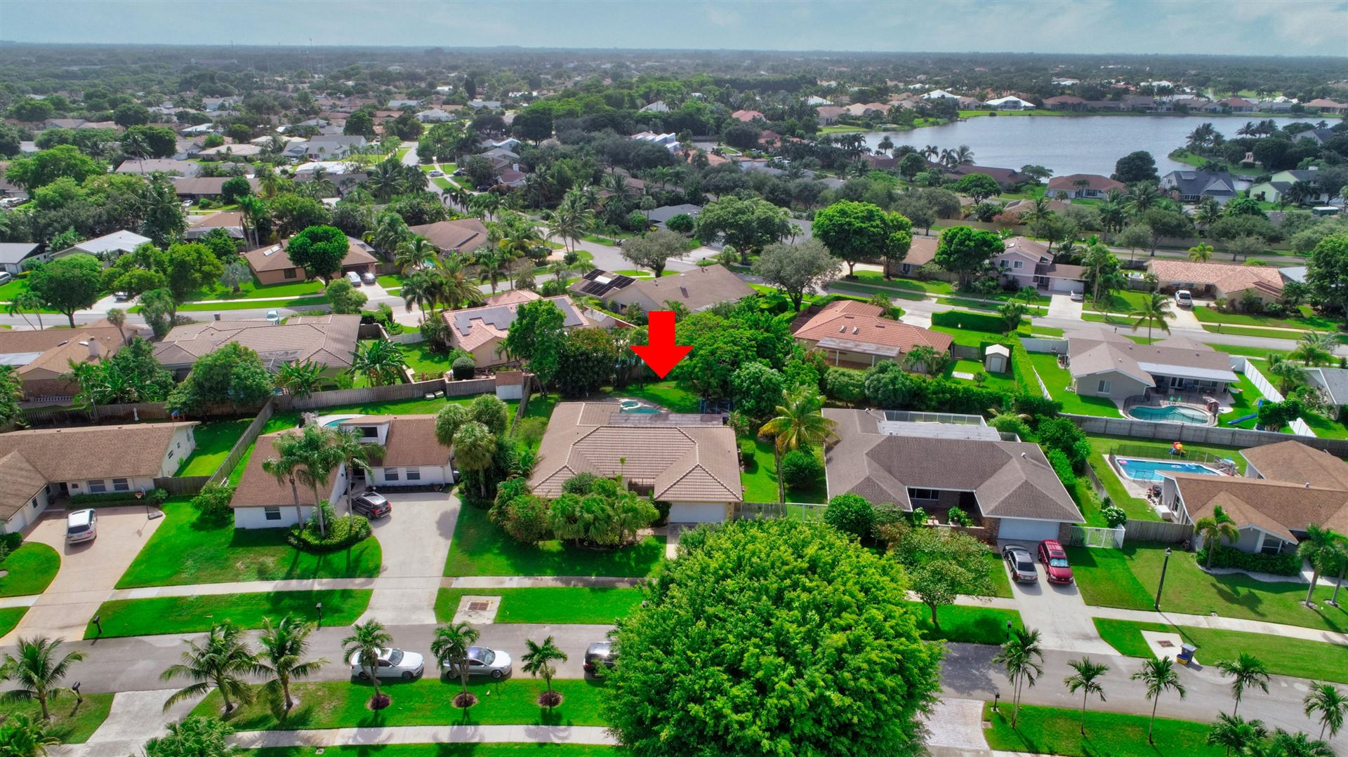 17569 Weeping Willow Trail, Boca Raton, FL 33487 - #: RX-10641658