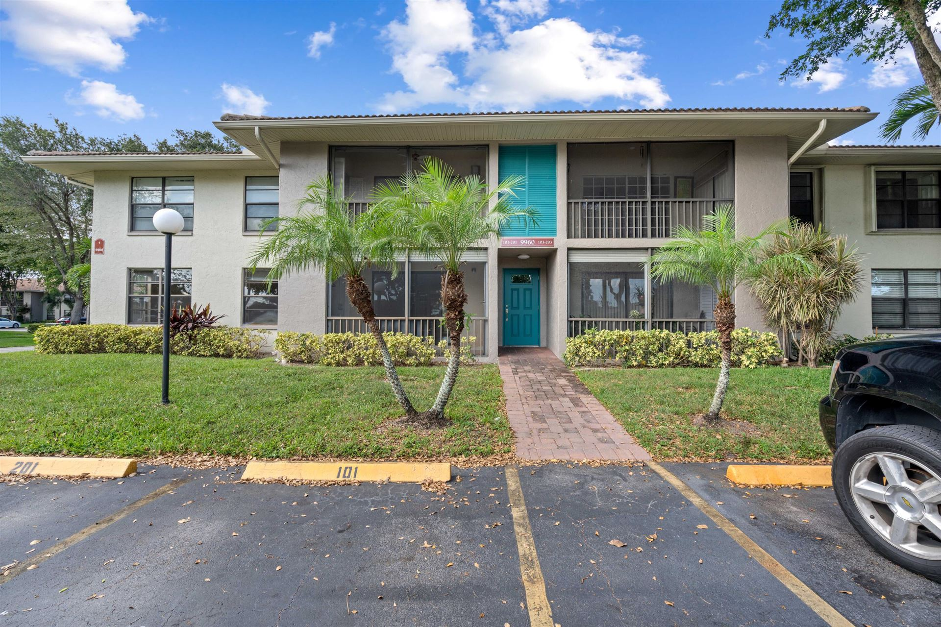 9960 Pineapple Tree Drive #203, Boynton Beach, FL 33436 - MLS#: RX-10742658