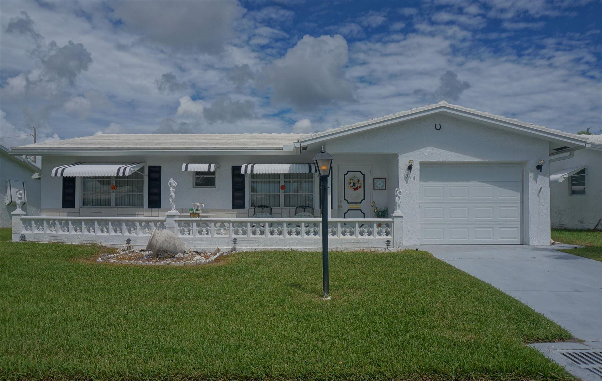 1915 SW 17th Avenue, Boynton Beach, FL 33426 - MLS#: RX-10748658