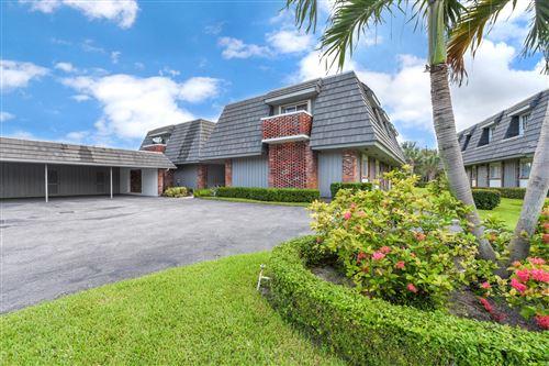 Foto de inmueble con direccion 400 Pine Villa Drive #3 Atlantis FL 33462 con MLS RX-10608659