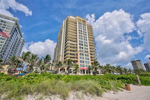 Photo of Listing MLS rx in 3800 N Ocean Drive #453 Riviera Beach FL 33404