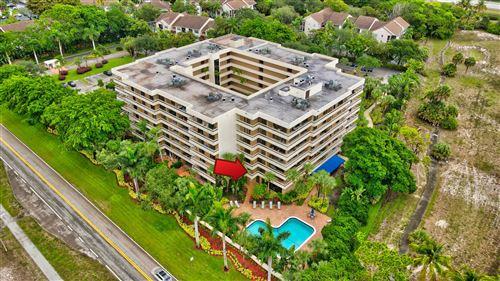 Photo of 23200 Camino Del Mar #205, Boca Raton, FL 33433 (MLS # RX-10725659)