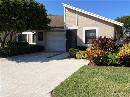 Photo of 8155 Summerbreeze Lane, Boca Raton, FL 33496 (MLS # RX-10750659)
