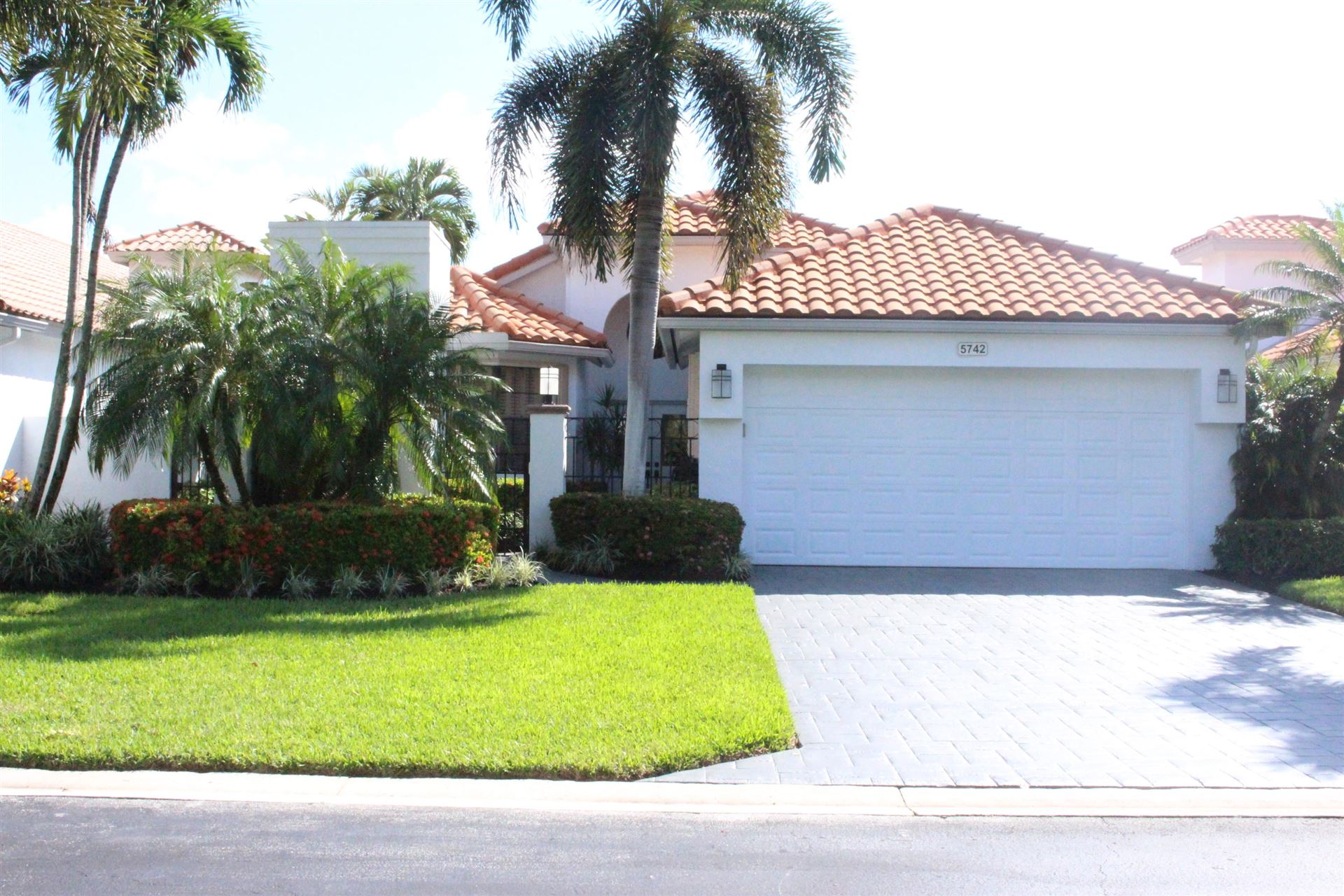 5742 NW 21st Avenue, Boca Raton, FL 33496 - #: RX-10572659