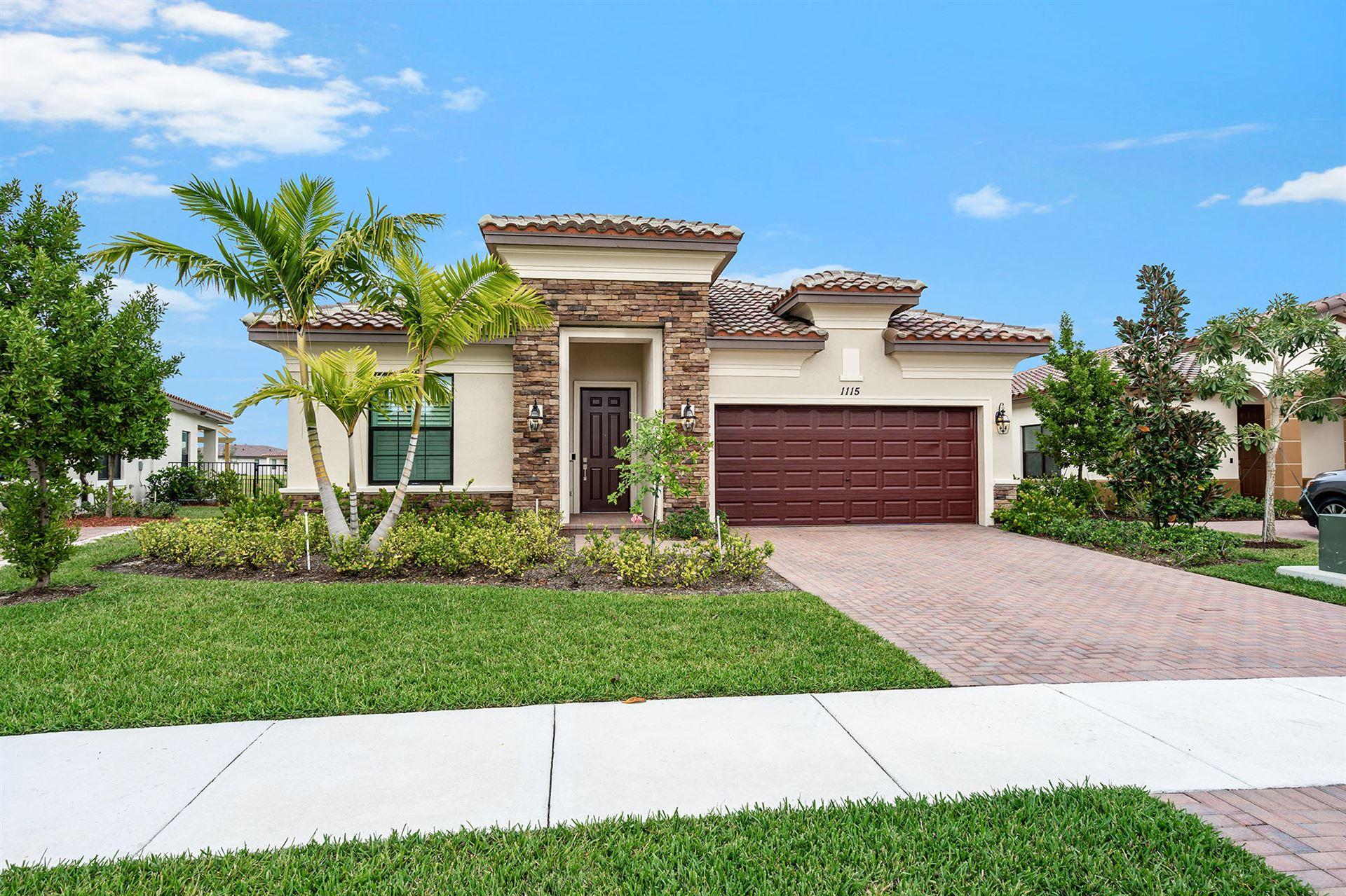 1115 Brinely Place, Royal Palm Beach, FL 33411 - #: RX-10593659