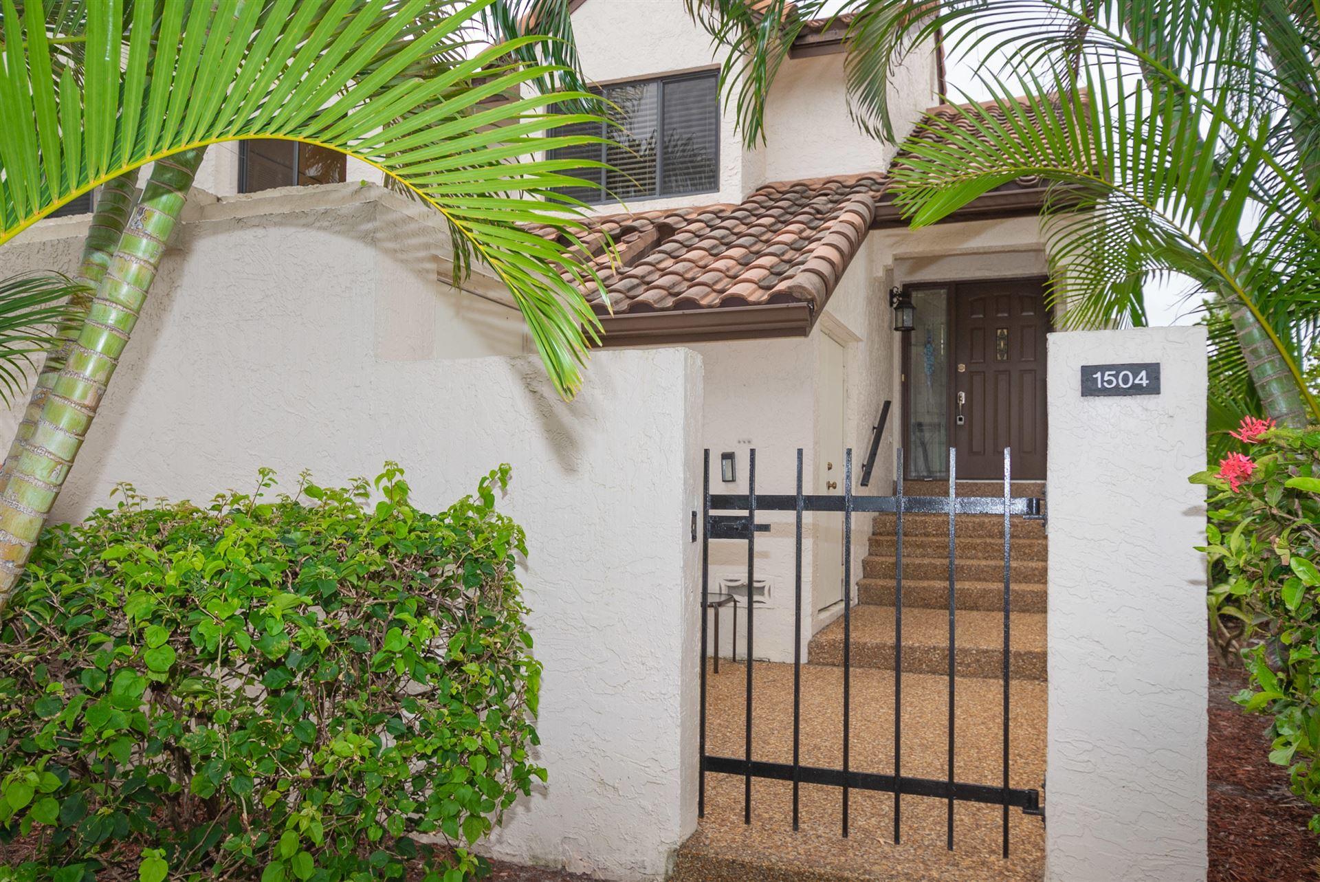 Photo of 7896 Seville Place #1504, Boca Raton, FL 33433 (MLS # RX-10674659)
