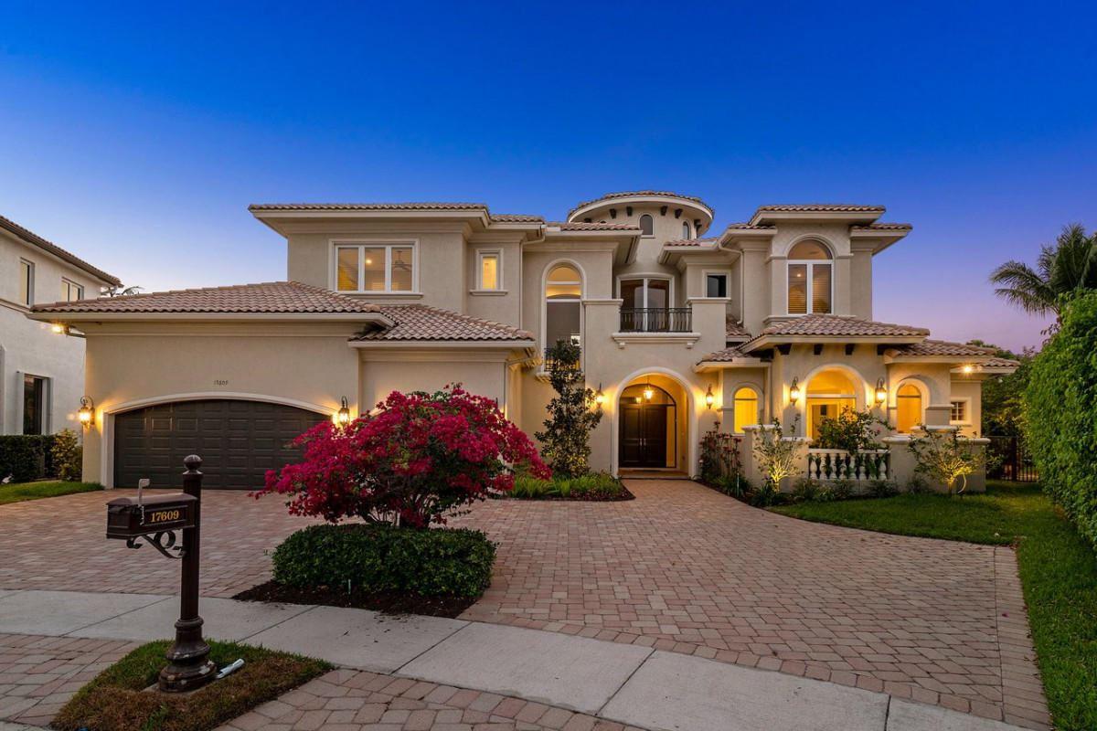 17609 Middlebrook Way, Boca Raton, FL 33496 - #: RX-10686659