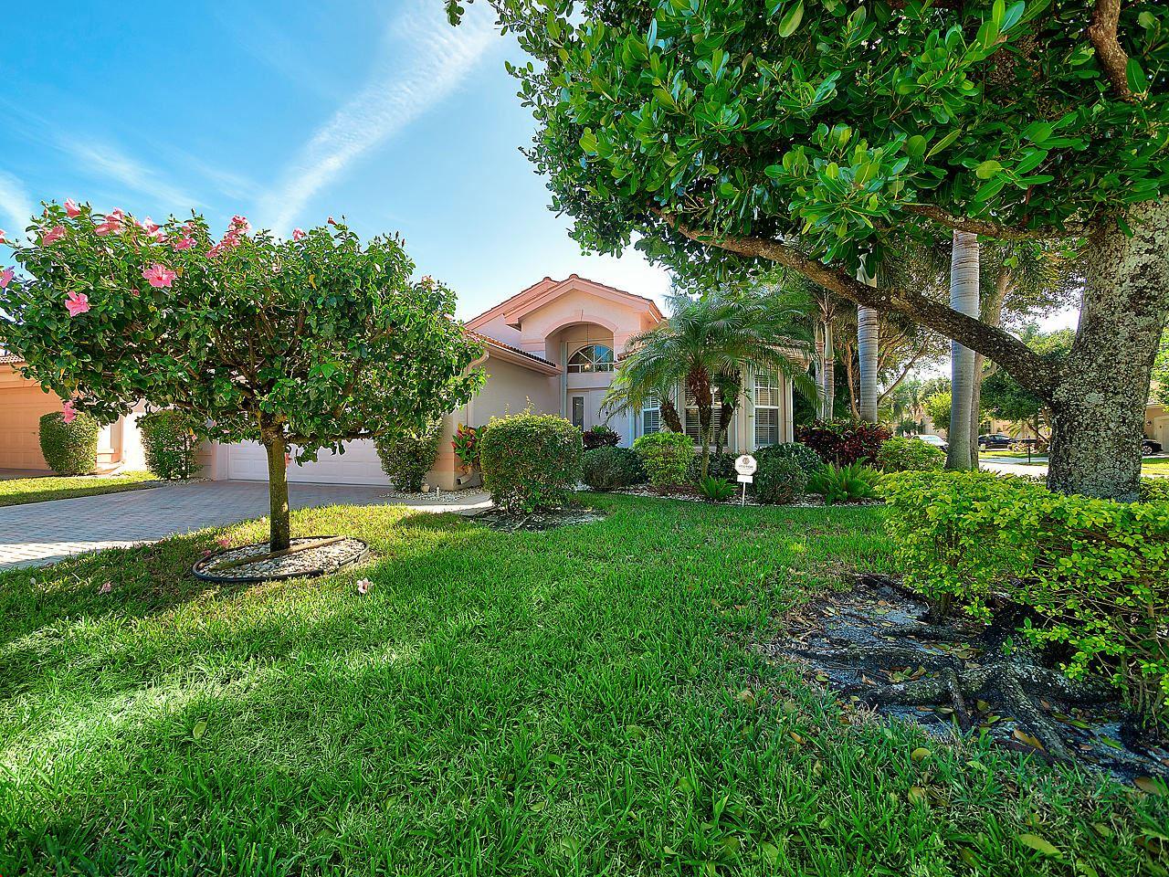 7442 Kea Lani Drive, Boynton Beach, FL 33437 - MLS#: RX-10731659