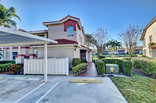 Photo of Listing MLS rx in 7027 Summer Tree Drive #202 Boynton Beach FL 33437