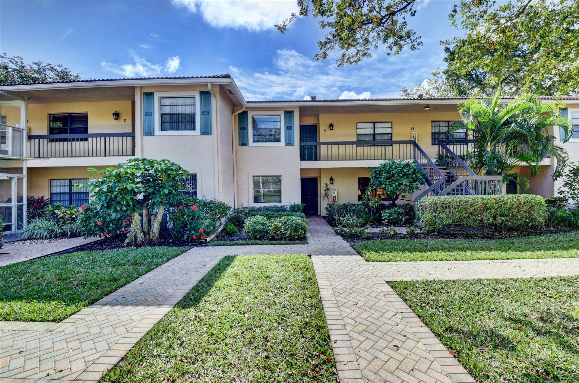 11 Southport Lane #E, Boynton Beach, FL 33436 - #: RX-10691660