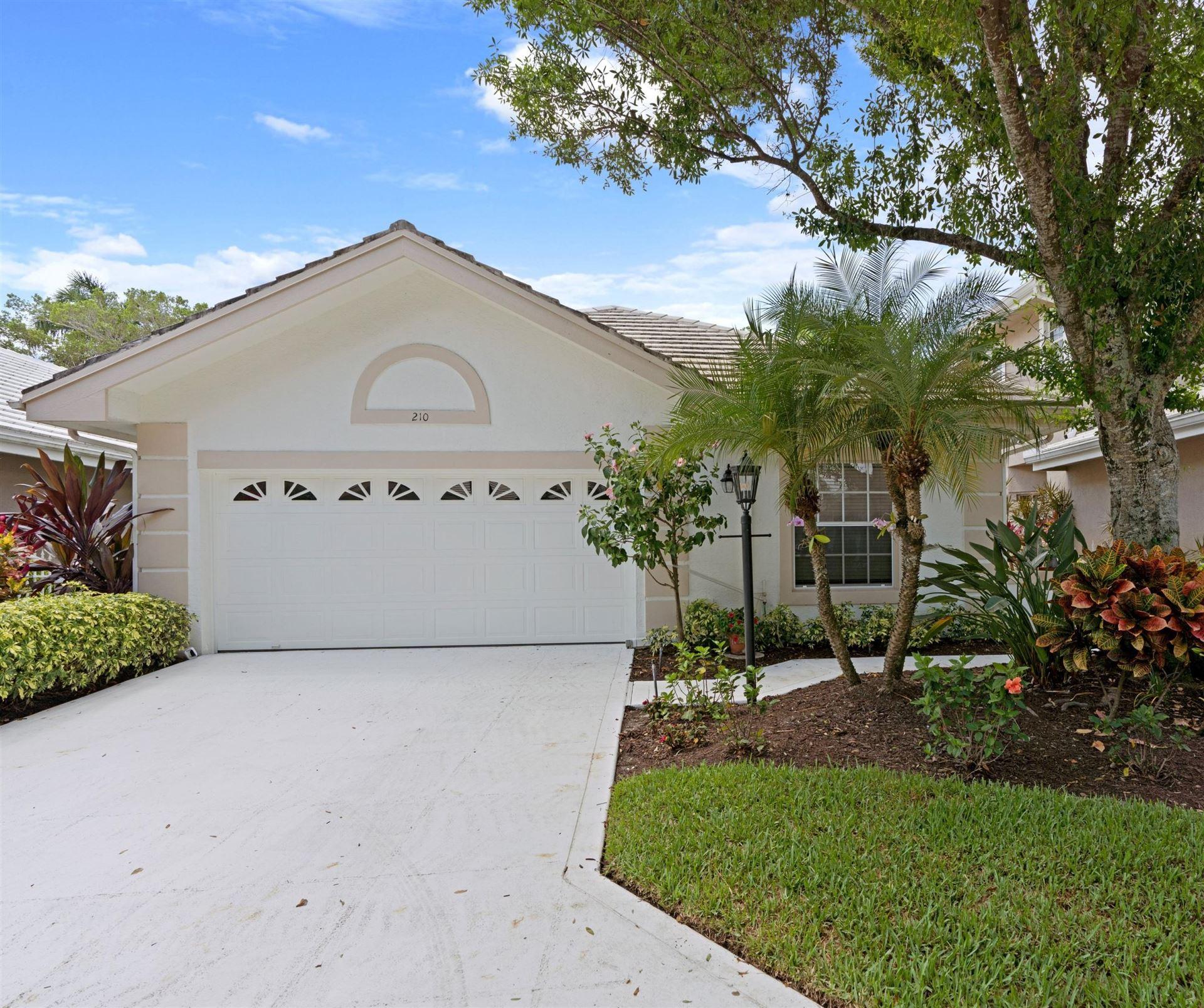 210 Canterbury Drive W, Palm Beach Gardens, FL 33418 - MLS#: RX-10714660