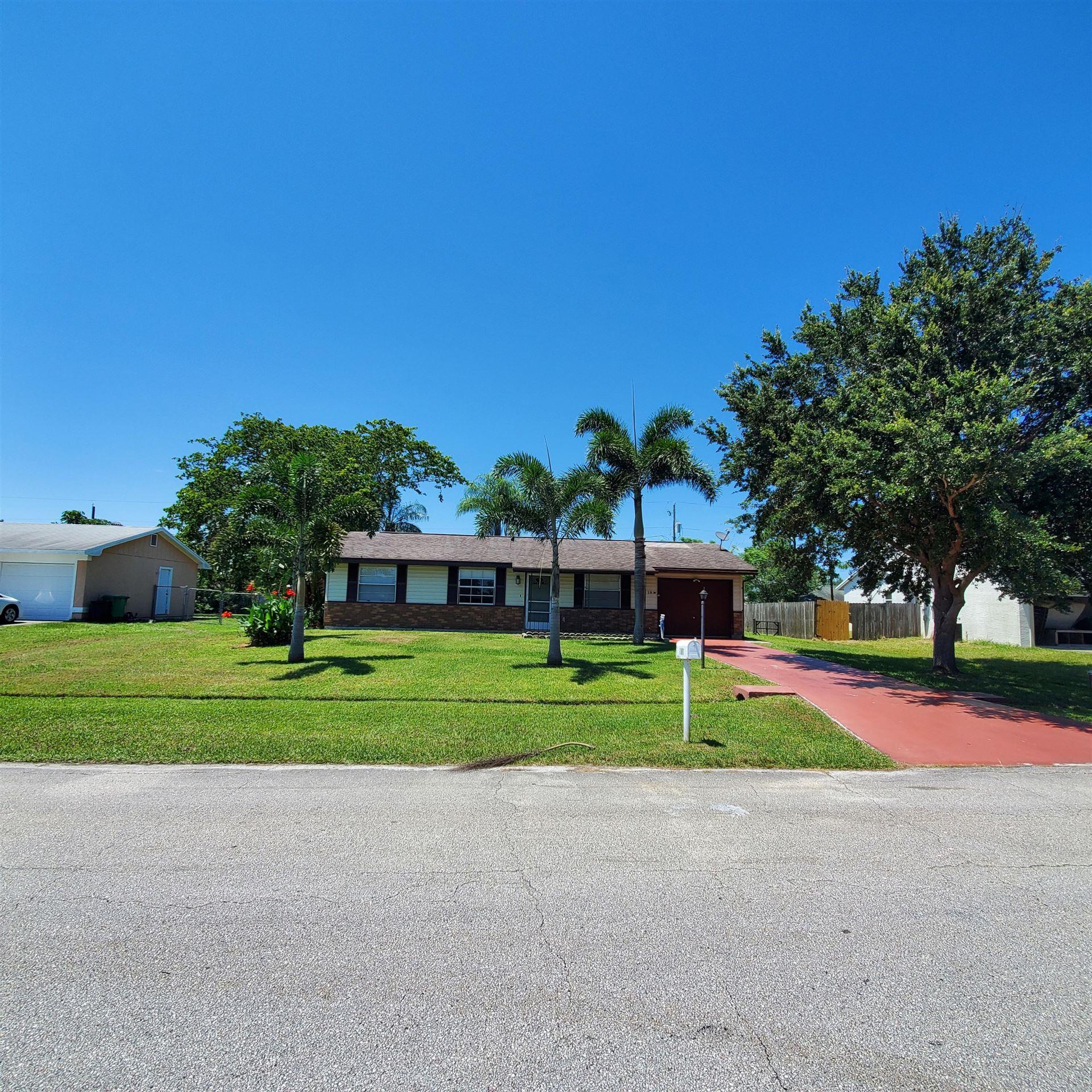 181 SW Duval Avenue, Port Saint Lucie, FL 34983 - MLS#: RX-10729660