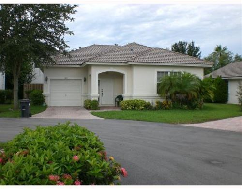 Photo of 1827 Capeside Circle, Wellington, FL 33414 (MLS # RX-10654661)