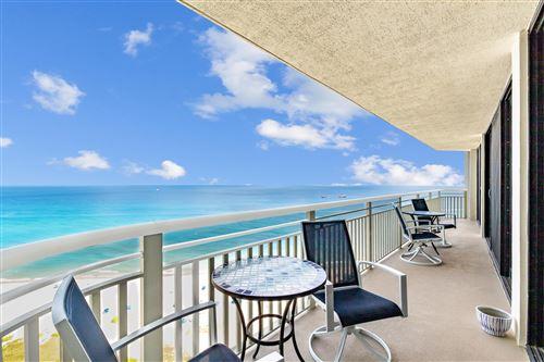 Photo of 3000 N Ocean Drive #24-F, Singer Island, FL 33404 (MLS # RX-10700661)