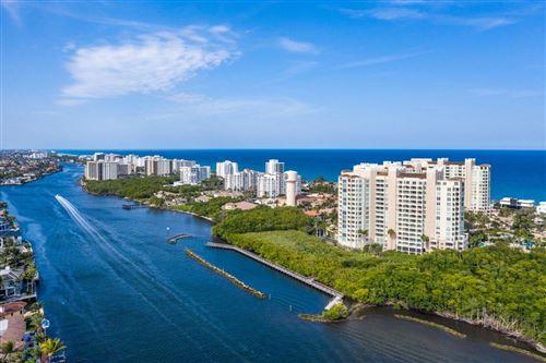 Photo of 3720 S Ocean 1504 Boulevard #1504, Highland Beach, FL 33487 (MLS # RX-10708661)