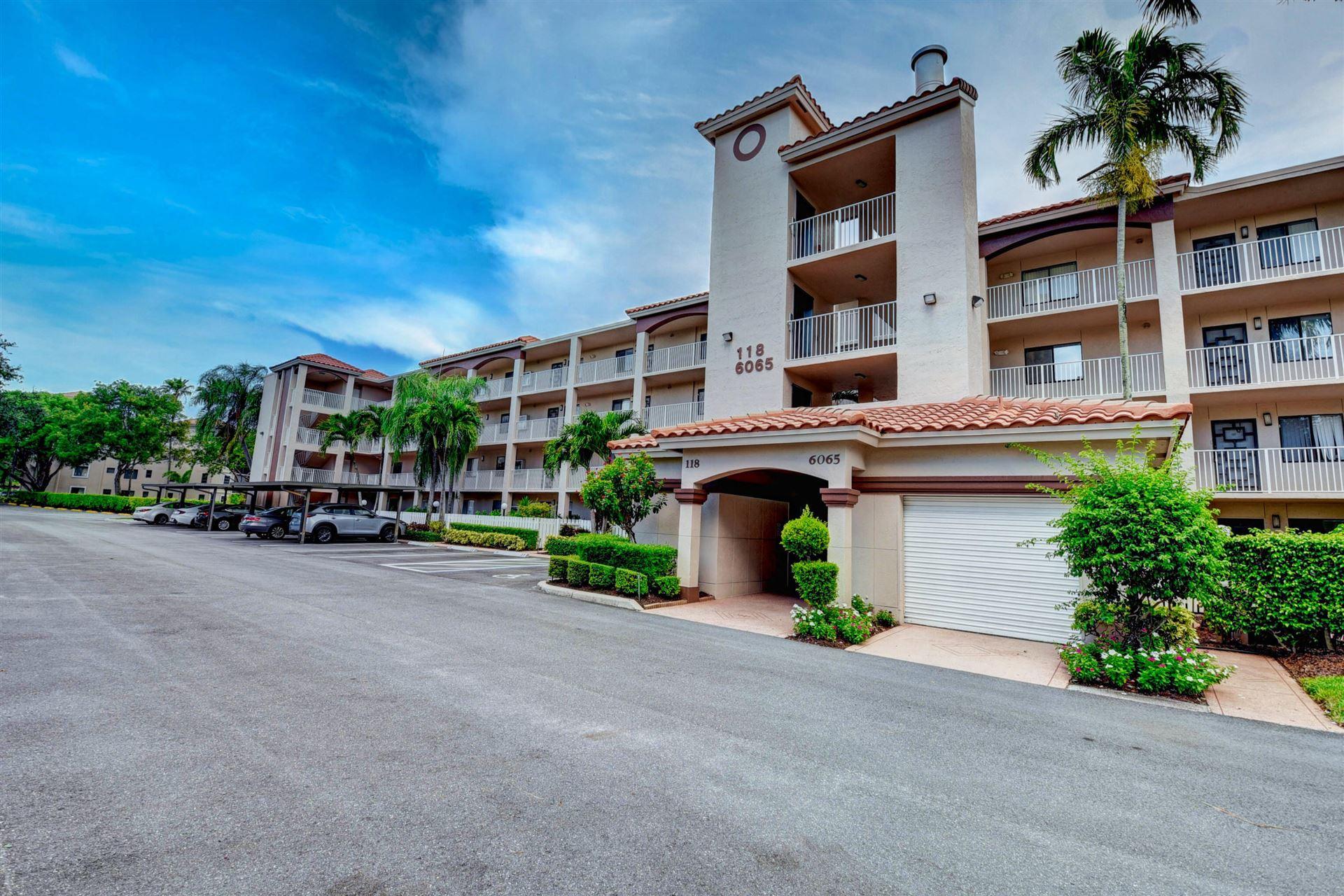 6065 Pointe Regal Circle #403, Delray Beach, FL 33484 - #: RX-10638661