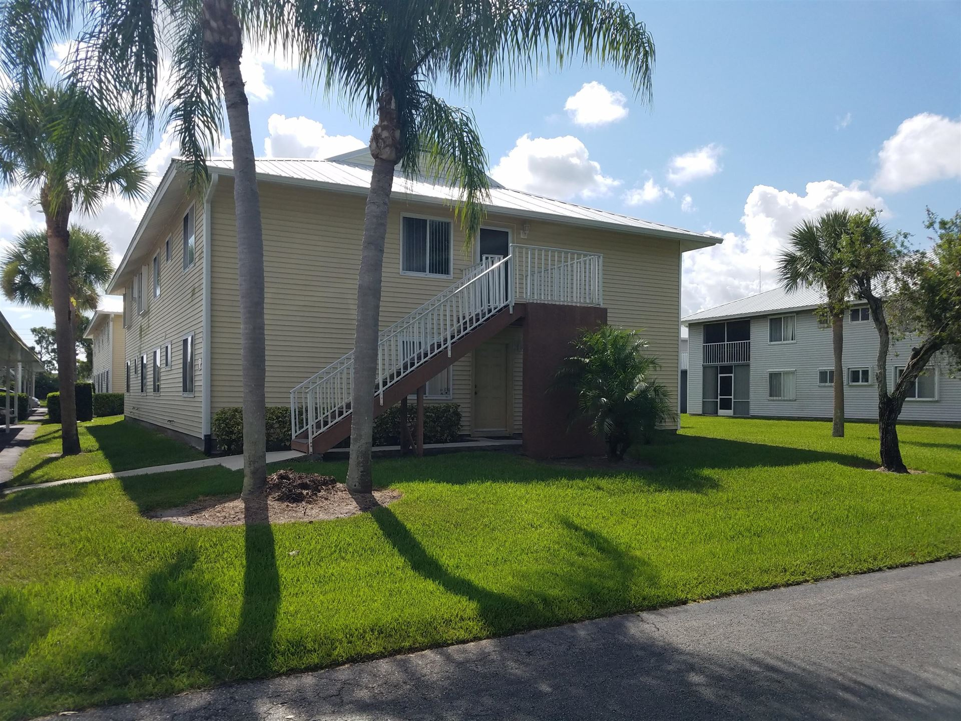 205 SE Village Drive #205, Port Saint Lucie, FL 34952 - #: RX-10646661