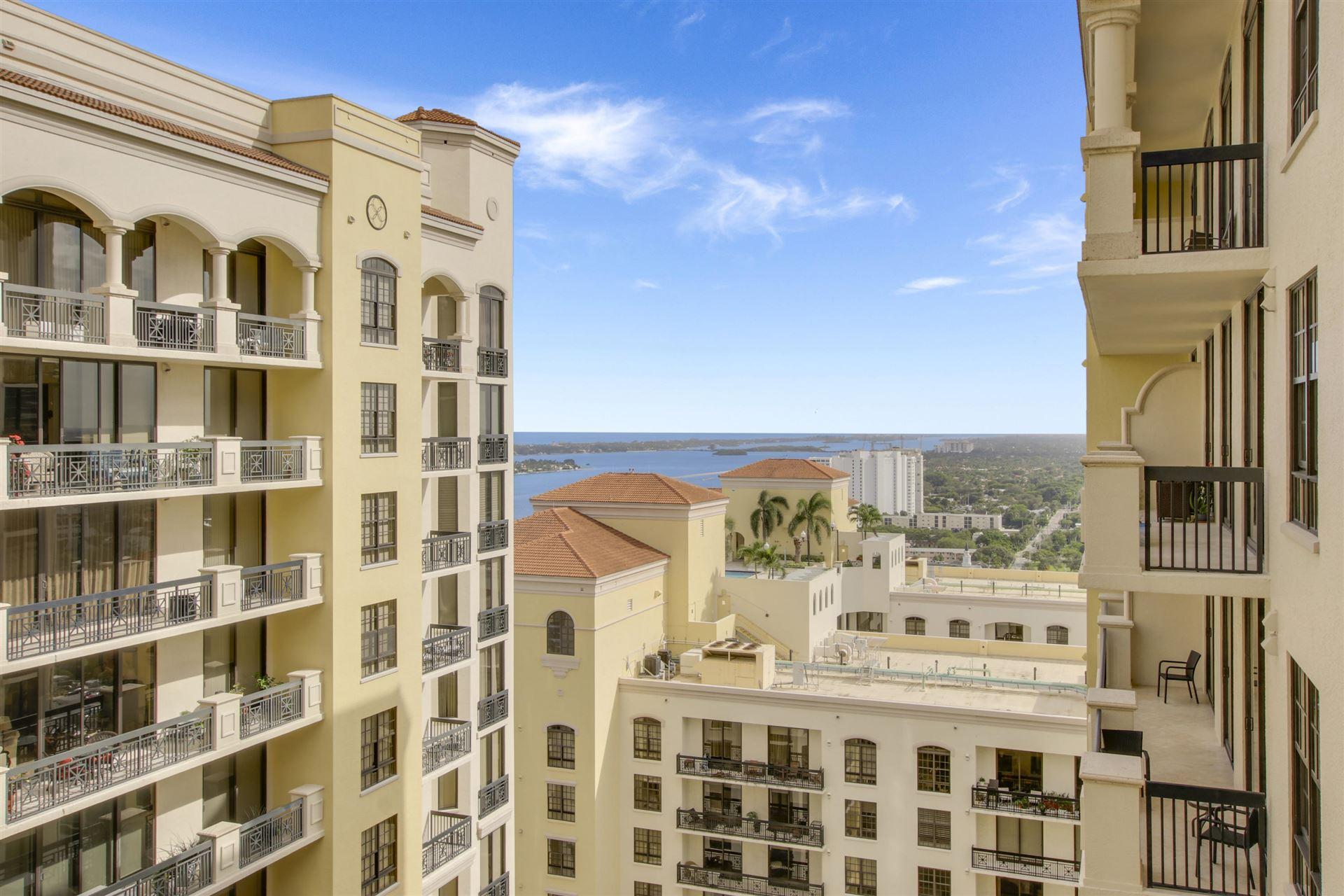 Photo of 701 S Olive Avenue #2006, West Palm Beach, FL 33401 (MLS # RX-10657661)