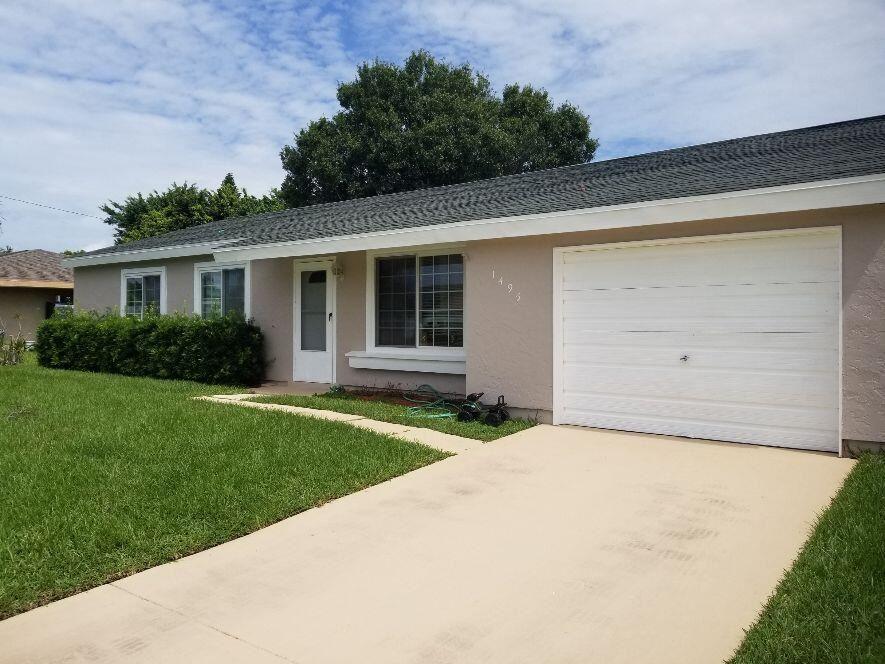 1495 SE Grapeland Avenue, Port Saint Lucie, FL 34952 - #: RX-10733661