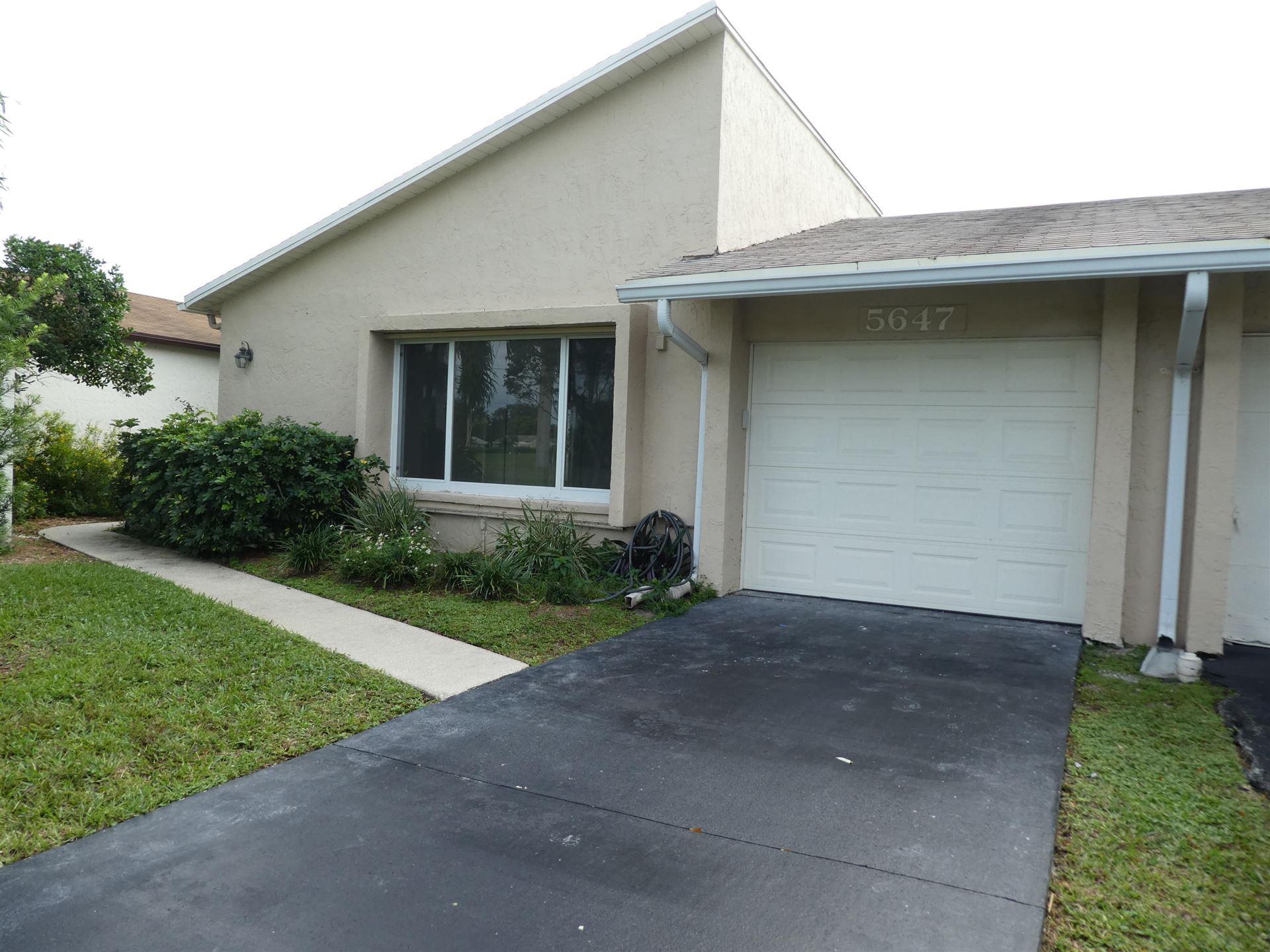 5647 Mirror Lakes Boulevard, Boynton Beach, FL 33472 - #: RX-10656662