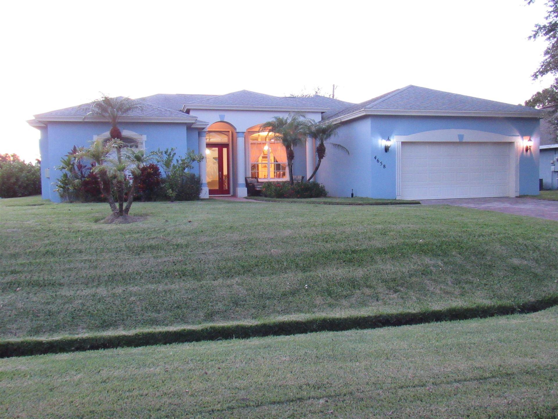 4658 SW Masefield Street, Port Saint Lucie, FL 34953 - #: RX-10664662