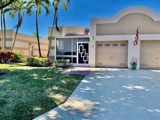 19000 Stewart Circle #8, Boca Raton, FL 33496 - #: RX-10687662