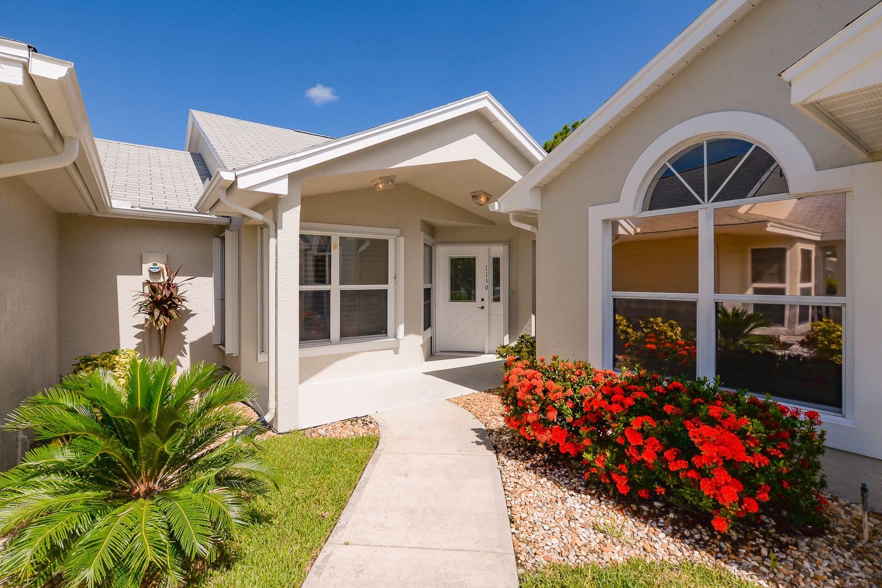 1159 NW Lombardy Drive, Port Saint Lucie, FL 34986 - #: RX-10732662
