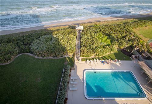 Photo of 10000 S Ocean Drive #805, Jensen Beach, FL 34957 (MLS # RX-10611663)