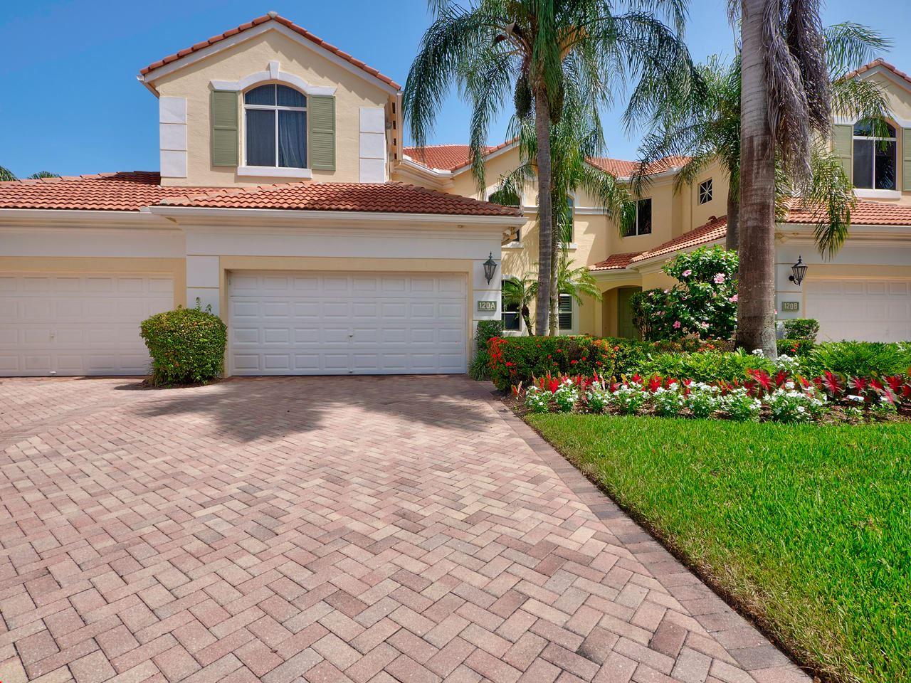 120 Palm Bay Drive #A, Palm Beach Gardens, FL 33418 - #: RX-10633663