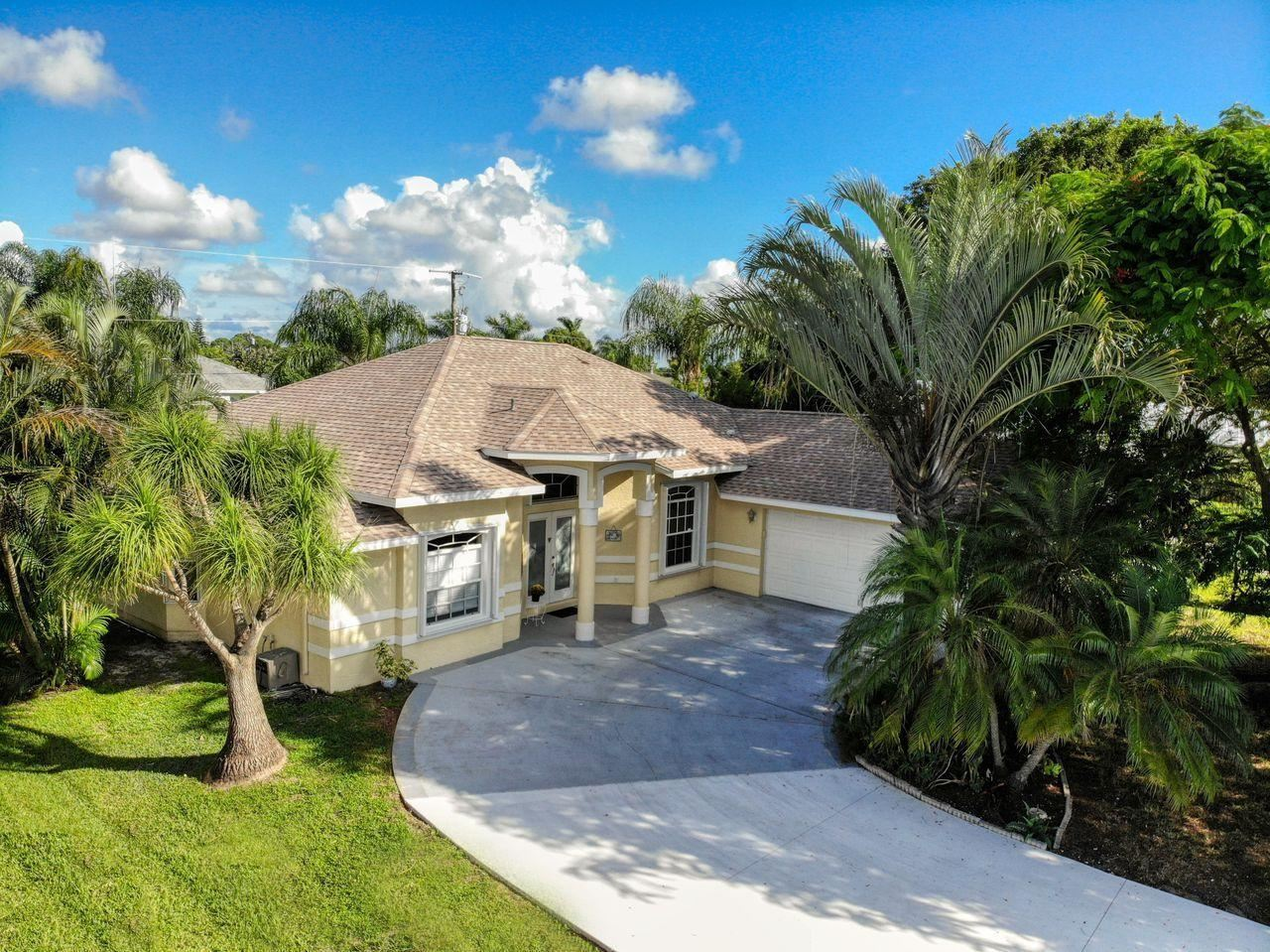 3358 SE East Snow Road, Port Saint Lucie, FL 34984 - #: RX-10656663